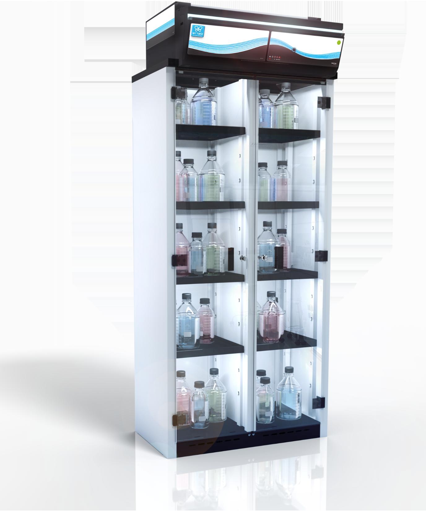 Armoires à filtration Erlab